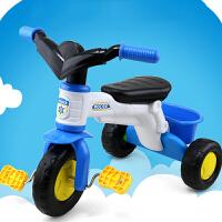 爱婴乐 三轮车 婴儿童车自行车宝宝脚踏车2-6岁幼儿小孩手推车学步车儿童玩具用品