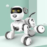 电动儿童玩具智能机器狗遥控动物对话走路机器人男女孩1-2-3-6岁