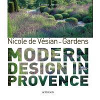 正版 Nicole de Vésian: Gardens 尼科尔・德维森 花园 普罗旺斯的现代设计 英文原版