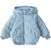 童装棉衣男童款儿童刺绣面包服外套男宝宝棉衣