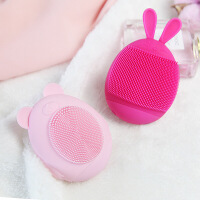 洗脸仪器毛孔清洁器电动洁面仪充电式洗面刷神器硅胶家用