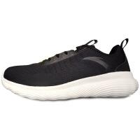 【满99-20】安踏跑步鞋男2021春季新款舒适网面超轻休闲运动休闲鞋112117710