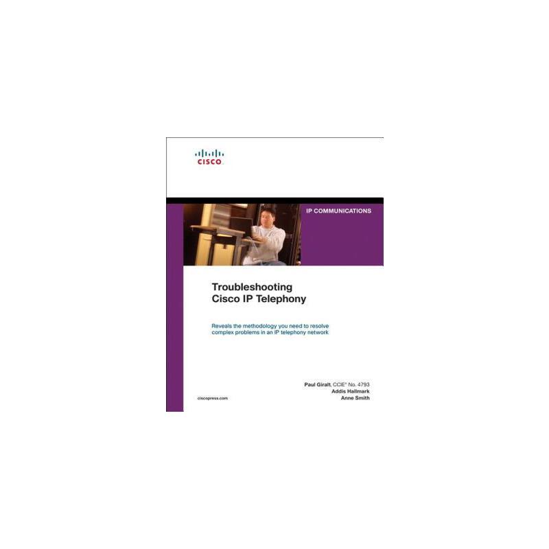 【预订】Troubleshooting Cisco IP Telephony (Paperback) 预订商品,需要1-3个月发货,非质量问题不接受退换货。