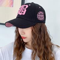 帽子女夏天遮阳帽潮百搭棒球帽学生时尚防晒太阳帽鸭舌帽户外