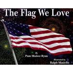 【预订】The Flag We Love