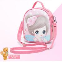 女童包包公主斜挎包幼儿园书包宝宝单肩背包儿童挎包卡通儿童包包