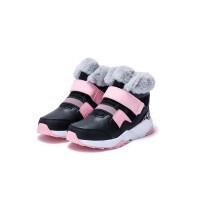 【折后�B券�A估�r:95.2】361�和�女童中大童舒�m保暖棉鞋�r尚百搭童鞋N81942602