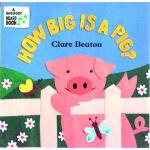 【预订】How Big Is a Pig?