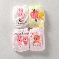 男童女童女孩宝宝婴儿幼儿薄款纯棉小儿童三角内裤面包裤头竹节棉