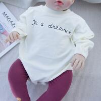 婴儿连体衣秋冬装宝宝包屁衣服棉婴幼儿爬爬服