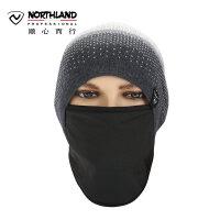 【品牌特惠】诺诗兰新款户外滑雪护耳帽男女徒步保暖帽子A070509