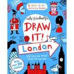 Bloomsbury Activity Books: Draw It! London