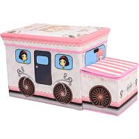 【用券立减60元】御目 凳子 多功能卡通收纳凳收纳盒收纳柜收纳架玩具收纳箱折叠储物凳子柜子椅子儿童沙发儿童玩具礼品生日