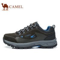 camel 骆驼男鞋 新品户外运动登山鞋 男子防滑徒步鞋