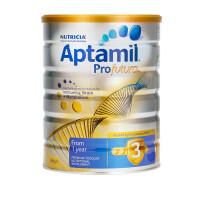 保税区直发 新西兰Aptamil白金版婴幼儿配方奶粉 3段(1-2岁) 900g