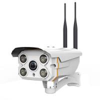 监控器高清套装wifi家用手机远程室外夜视无线网络摄像头64GB内存