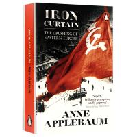 正版现货 铁幕 征服东欧 Iron Curtain 英文原版 古拉格作者安妮阿普尔鲍姆 英文版进口英语历史读物书籍 Pe