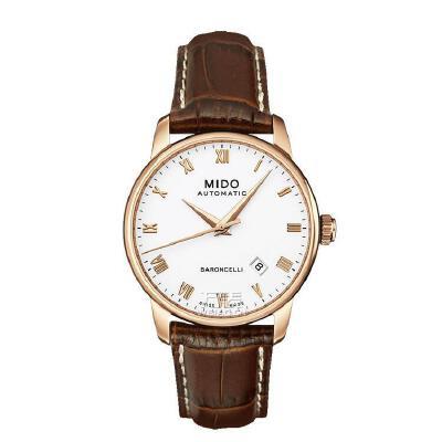 美度MIDO-贝伦赛丽系列 M8600.2.26.8 机械男士手表【好礼万表 礼品卡可购】下单后16:45前支付,1-3个工作日到达