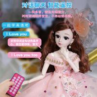 大号60厘米洋娃娃套装仿真女孩公主玩具