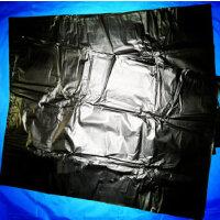 单位物业 家庭搬家环保垃圾袋 加厚 120*140 黑色垃圾袋 50只装