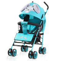 呵宝婴儿车超轻便携可坐躺婴儿推车儿童避震手推车可折叠宝宝车
