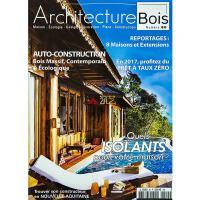 法国Architecture BOIS杂志 订阅2020年 B24 法国住宅别墅建筑与室内设计杂志