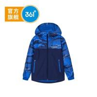 【新春4.5折价:166】361度男童梭织外套2019年秋季新品 K51932651