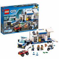 乐高城市系列60139移动指挥中心LEGO City积木玩具2