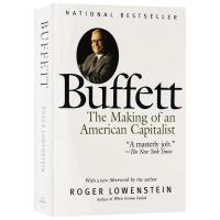 正版现货 巴菲特传 英文原版书 人物传记 Buffett The Making of an American Capi