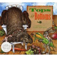Tops & Bottoms 英文原版 上面和下面(精装)1996年凯迪克银奖