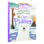 Curious Questions and Answers Our Planet 好奇问与答系列 我们的星球插图百科书 儿童英文原版进口图书