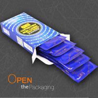 【避孕套】名流 避孕套10只超薄套凸点螺纹冰火一体安全套 成人情趣用品