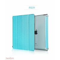 苹果ipad2保护套ipad4超薄ipad3皮套MC769CH/A MC979CH/A平