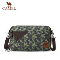 camel骆驼户外挎包 5L男女款斜挎包单肩包野营旅游休闲包