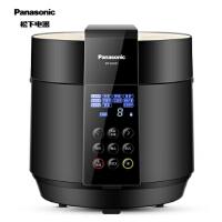 松下(Panasonic)5.0L 智能电压力锅 磁动力 无轴搅拌原汁煲 16种安全保障 SR-SG501