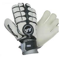 多用途精致吸湿排汗手套运动手套足球守门员带护指手套乳胶门将手套