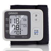 Omron/欧姆龙 血压计 HEM-6131 电子腕式血压计 家用测血压仪器 智能大屏 更多优惠搜索【好药师血压计】