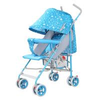 呵宝 婴儿推车轻便折叠婴儿车可坐可躺避震伞车 童车