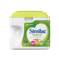 美国直邮/保税区发货 Abbott雅培Similac金盾奶粉 1段婴幼儿牛奶粉 一段防吐奶配方 638g 海外购