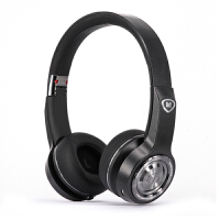 MONSTER/魔声 Elements on ear压耳式蓝牙无线耳机隔音降噪耳机 - 黑岩石
