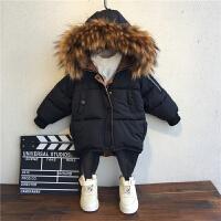 男童棉衣儿童冬季宝宝棉袄男孩小童冬装外套