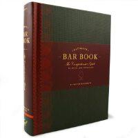 英文原版 *鸡尾酒指南 The Ultimate Bar Book: The Comprehensive Guide t