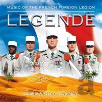 现货 进口原版 CD 传说 法国外籍军团的音乐