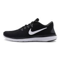 Nike耐克 男子free RN系列运动透气网面减震跑步鞋 898457-001