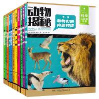 全11册 科学大探索书系 恐龙大战 酷虫 鲨鱼 捕食者 动物揭秘等 野生动物之美和自然界的无穷魅力 海洋生物/海洋小百科全书