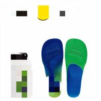 青少年鞋垫儿童扁平足跟痛OX型腿外八字内八字矫正鞋垫 其它尺码