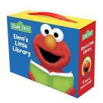 【预订】Elmo's Little Library