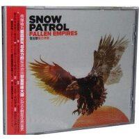 【商城正版】Snow Patrol 雪巡警 Fallen Empires 落日帝国1CD