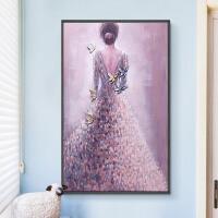 十字绣人物美女钻石画2019新款十字绣5D满钻客厅卧室人物点砖花仙子美女小件带框