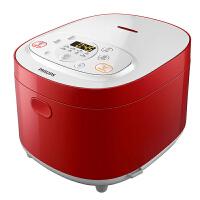 飞利浦(PHILIPS) 智能电饭煲 HD4530/00 可预约智芯3D加热 4L电饭锅 中国红